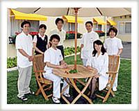 太陽丘シニアビレッジ、中央福祉会居宅介護支援事業所の様子